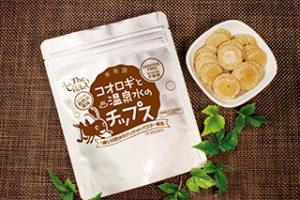コオロギパウダー入り煎餅 第二弾発売!